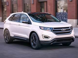 Ford Edge FWD Titanium