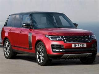 2018 Land Rover Range Consumer Reviews