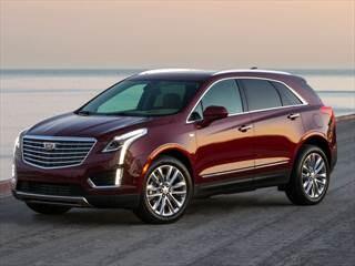 Cadillac XT5 AWD Platinum