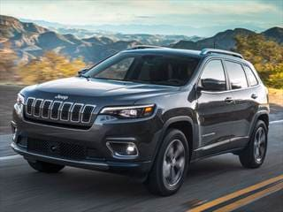 2019 jeep cherokee latitude review kelley blue book. Black Bedroom Furniture Sets. Home Design Ideas