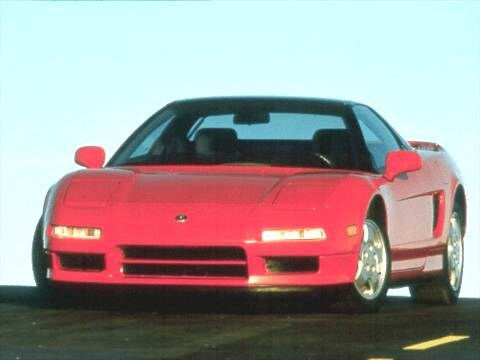Acura NSX Pricing Ratings Reviews Kelley Blue Book - 1992 acura nsx for sale