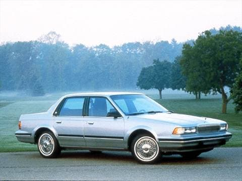 1992 Buick Century Pricing Ratings Amp Reviews Kelley Blue Book
