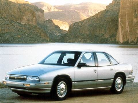 1992 Buick Regal Pricing Ratings Amp Reviews Kelley