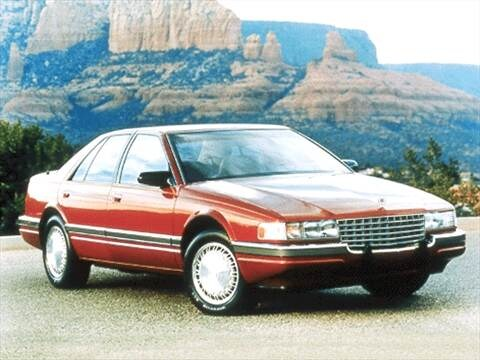 1992 cadillac seville pricing ratings reviews. Black Bedroom Furniture Sets. Home Design Ideas