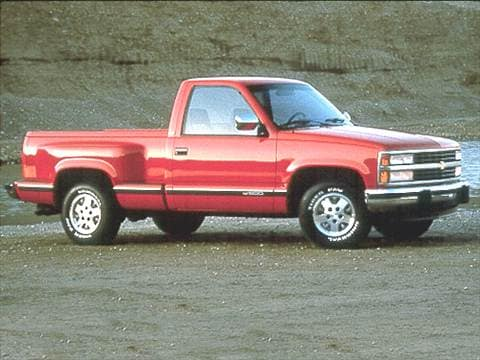1992 chevrolet 3500 regular cab Exterior