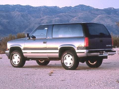1992 Chevrolet Blazer Pricing Ratings Amp Reviews