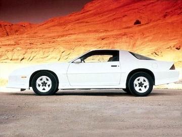 1992 Chevrolet Camaro | Pricing, Ratings & Reviews ...