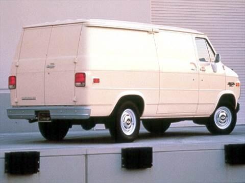 4c620f7d28 1992 Chevrolet G-Series G20