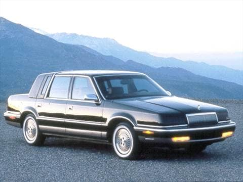 1992 chrysler fifth ave Exterior