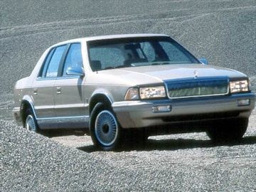 1992 chrysler lebaron kelley blue book 1992 chrysler lebaron exterior sciox Image collections