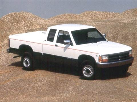 1992 dodge dakota club cab Exterior