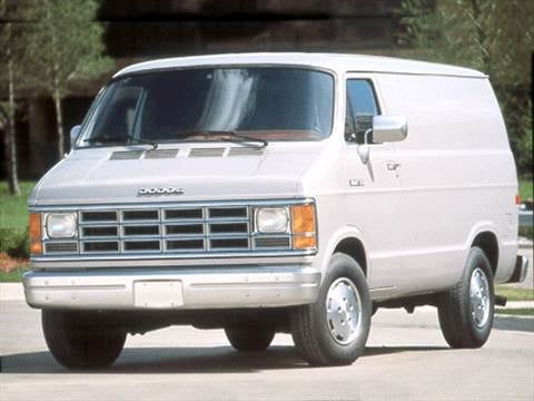 1992 Dodge Ram Van B250