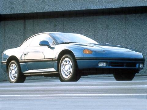 1992 dodge stealth Exterior