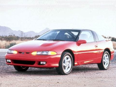1992 eagle talon Exterior