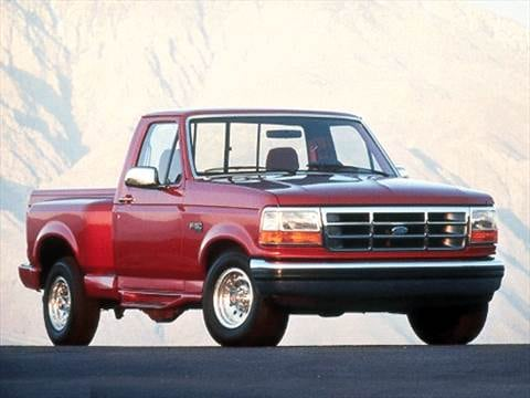 1992 ford f150 regular cab Exterior