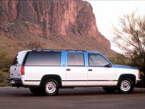 1992-99 GMC Suburban | Consumer Guide Auto