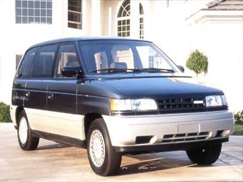 1992 Mazda MPV | Pricing, Ratings & Reviews | Kelley Blue Book on 1991 kia sedona minivan, 1991 chevrolet lumina minivan, 1991 toyota previa minivan,