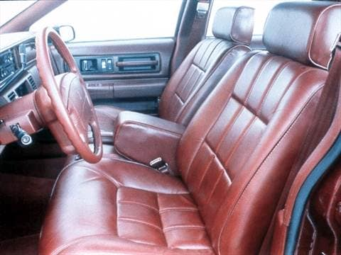 1992 oldsmobile custom cruiser Interior