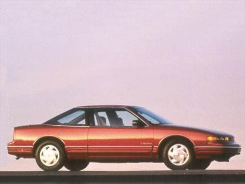1992 oldsmobile cutlass supreme Exterior