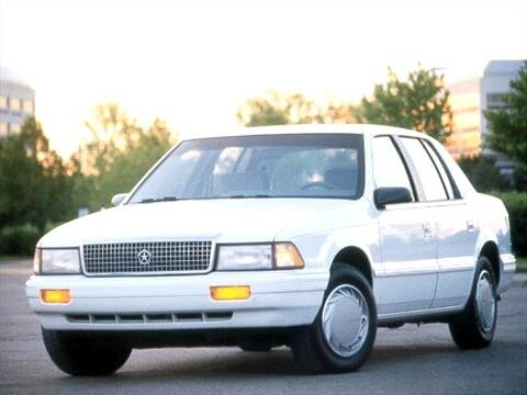 1992 plymouth acclaim Exterior