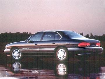 1992 Pontiac Bonneville Exterior