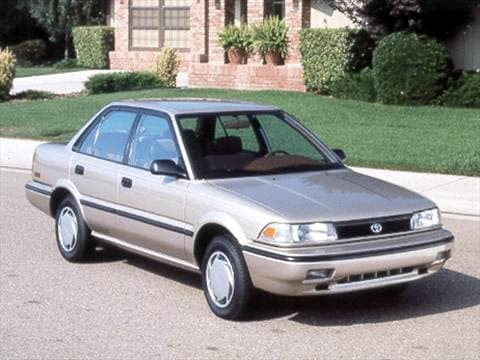 1992 Toyota Corolla Pricing Ratings Amp Reviews Kelley