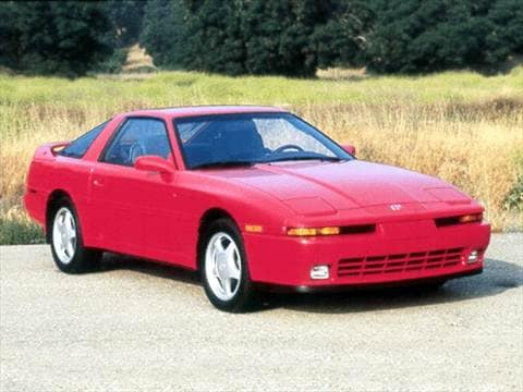 1992 toyota supra pricing ratings reviews kelley blue book. Black Bedroom Furniture Sets. Home Design Ideas