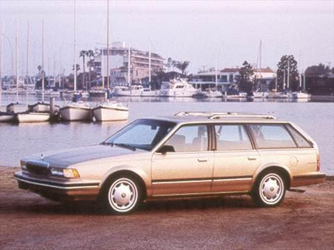 1993 Buick Century Pricing Ratings Amp Reviews Kelley Blue Book
