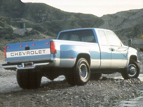 1993 chevrolet 2500 extended cab Exterior