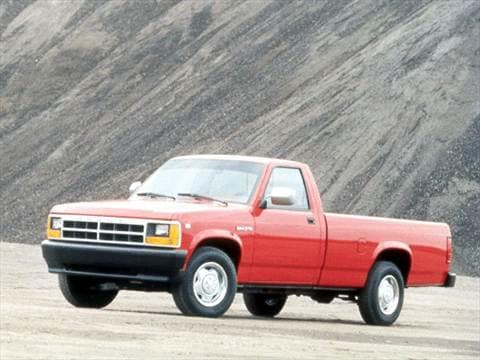 1993 dodge dakota regular cab Exterior