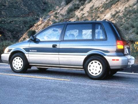 1993 eagle summit Exterior