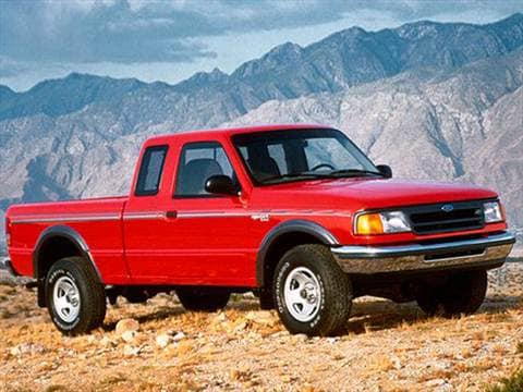 1993 Ford Ranger Super Cab Pickup  photo