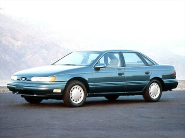 1993 ford taurus pricing ratings reviews kelley. Black Bedroom Furniture Sets. Home Design Ideas