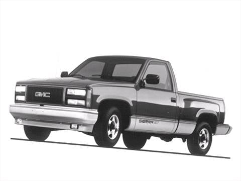 1993 gmc 3500 regular cab Exterior