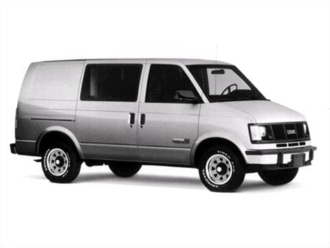1993 gmc safari cargo