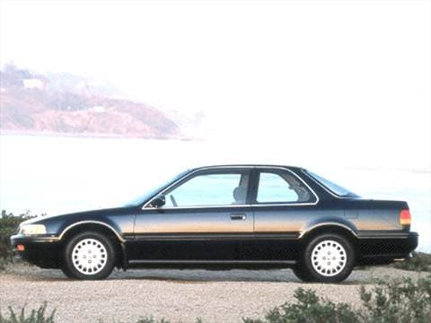 1993 Honda Accord DX Coupe 2D  photo
