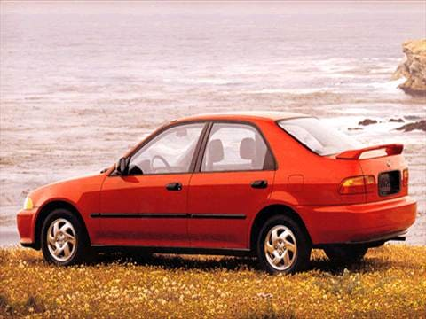 honda civic dx 1993 specs