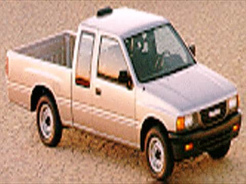 1993 Isuzu Spacecab S Pickup  photo