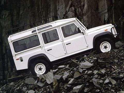 1993 land rover defender 110 Exterior