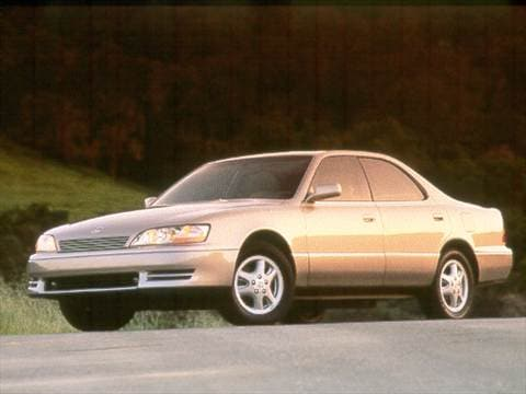 1993 Lexus ES | Pricing, Ratings & Reviews | Kelley Blue Book