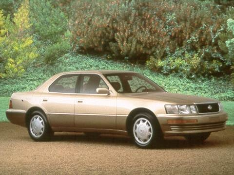 1993 Lexus LS | Pricing, Ratings & Reviews | Kelley Blue Book