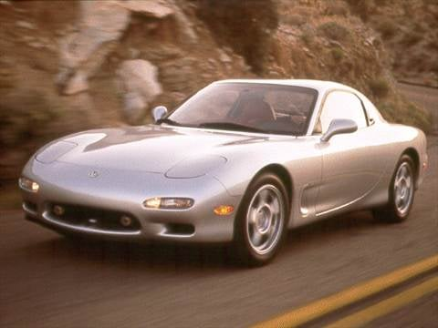 1993 mazda rx-7 | pricing, ratings & reviews | kelley blue book