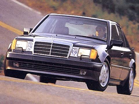 Mercedes-Benz 500 E | Pricing, Ratings, Reviews | Kelley Blue Book