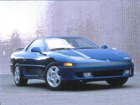 1993 Mitsubishi 3000gt Pricing Ratings Reviews Kelley Blue Book