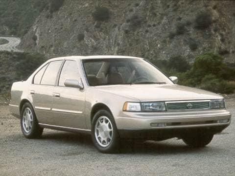 1993 Nissan Maxima | Pricing, Ratings & Reviews | Kelley Blue Book