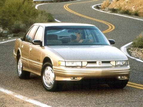 1993 oldsmobile cutlass supreme Exterior