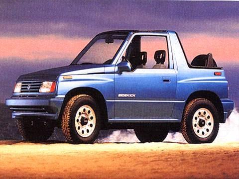 Suzuki sidekick review