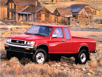 1993 toyota xtra cab pricing ratings reviews kelley - 1993 toyota pickup interior parts ...