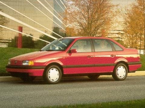 1993 Volkswagen Passat GL Sedan 4D  photo
