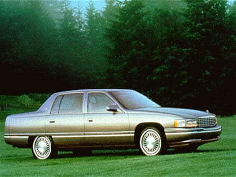 Cadillac Deville Front Cadev